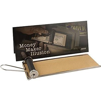 Magic Makers Money Maker Illusion: Toys & Games