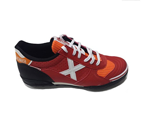 MUNICH GRESCA G-3 TURF RED-ORANGE N. 45