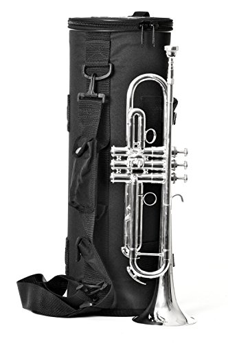 Torpedo Bags Black Outlaw Trumpet Case -