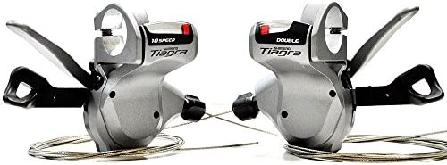 SHIMANO Tiagra 10-Speed Flat Bar Road Bicycle Shift Lever SL-4600