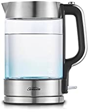 Sunbeam KE6450G Maestro Glass Kettle