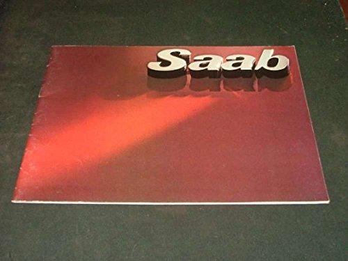 Saab 1977 Line of Road Cars Dealer