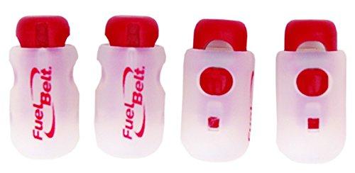 paquet de FuelBelt lacets Serrures 4 à UqwR8axtnP