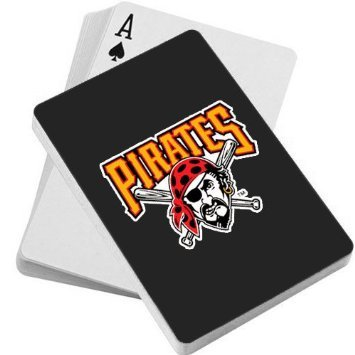 Which are the best pittsburgh pirates playing cards available in 2019?