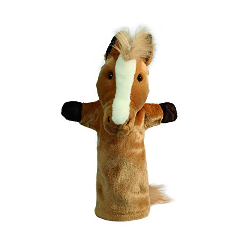 The Puppet Company Long-Sleeves Horse Hand Puppet (Horse Hand Puppet)