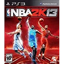 NBA 2K13 PS3 2K 13 2013 Basketball Game English, French, German, Italian, Japanese, Spanish, Traditional Chinese Language [Region Free Asia Pacific Edition]