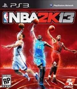 NBA 2K13 PS3 2K 13 2013 Basketball Game English, French, German, Italian, Japanese, Spanish, Traditional Chinese Language [Region Free Asia Pacific Edition] (Ps3 Games Nba 2k13)