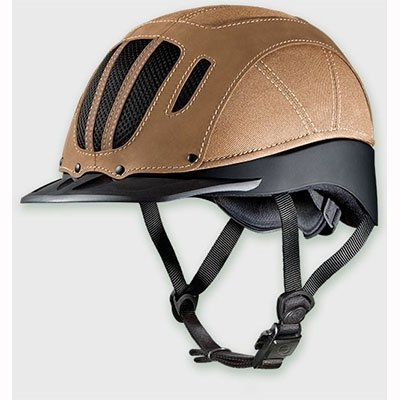 Troxel Sierra Helmet, Brown, Large ()