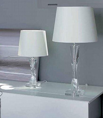 Tognana Porcellane C05BF02TRAS Transparente, Color blanco lámpara ...