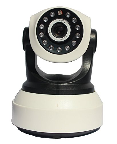 Mousand New Version Baby Monitor Wireless WIFI IP Surveillance Camera Security Cam Video With Two-Way...