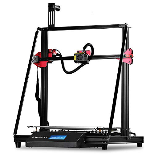 SainSmart – CR 10 MAX x Creality CR-10 MAX 3D Printer with Stability Triangle Frame, Auto-Leveling, Resume Printing…