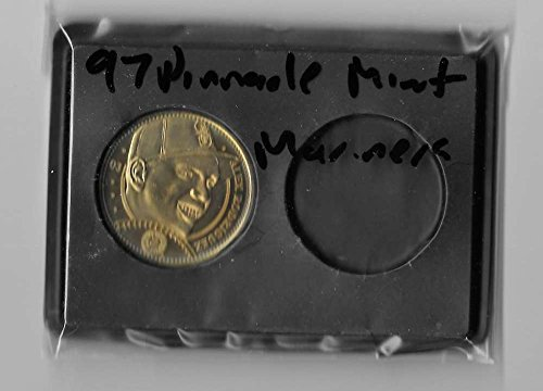 - 1997 Pinnacle Mint Coins SEATTLE MARINERS Team Set