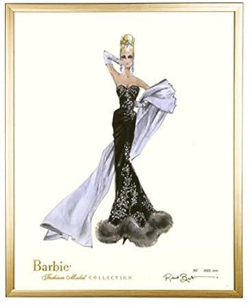 amazon com vintage barbie prints limited stolen magic barbie