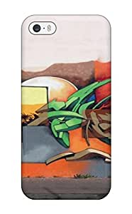 Hot Style OROJFLE444MELcr Protective Case Cover For Iphone4/4s(hj Artistic Graffiti Dushy Abstract Artistic)