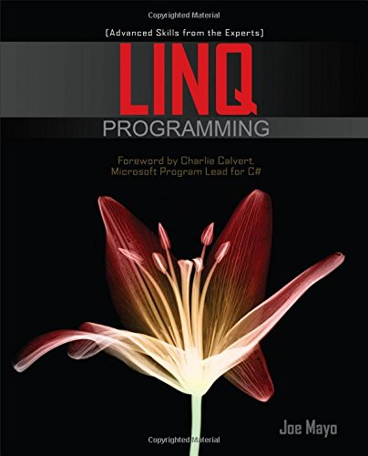 LINQ Programming by McGraw-Hill Education