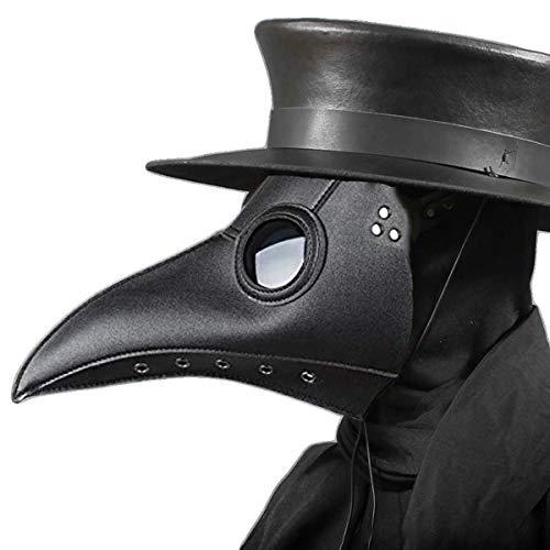 Disrerk Plague Doctor Bird Mask Long Nose