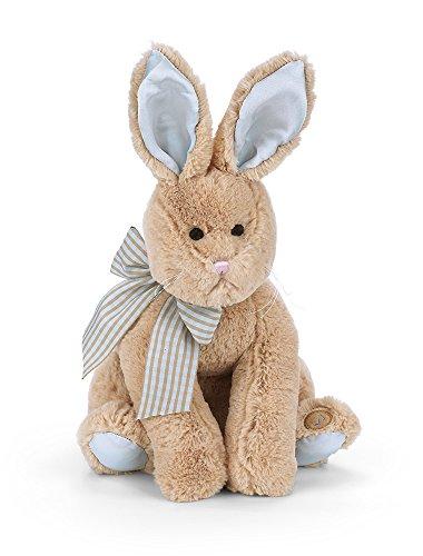 Bearington Baby Bunny Tail Lullaby Animated Musical Plush Stuffed Animal Bunny 13