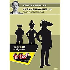 CHESS ENDGAMES - Double Rook Endings - Karsten Muller - VOLUME 13 by The House of Staunton, Inc. 5