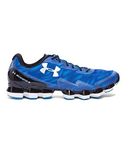 b8ae83589d5 Under Armour Men s UA Scorpio 2 Running Shoes 11.5 BLUE JET ...