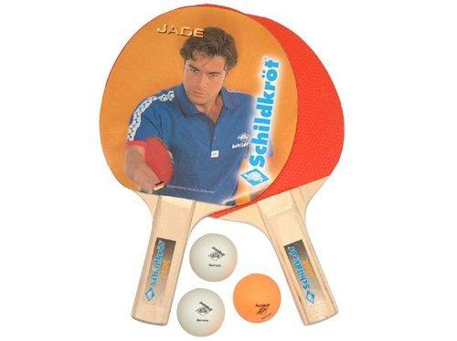 Schildkrot Applegren 2 Player Table Tennis Set - Red by Schildkrot by Schildkrot