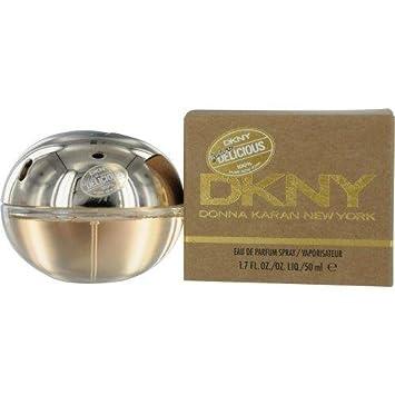 Dkny Be Delicious Golden 50ml Femme Eau De Parfum Spray 50ml Amazon