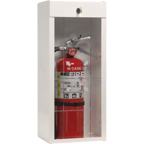 JL Industries 926LS Surface Mount Extinguisher Cabinet, 2/Box by J L Industries by Jl