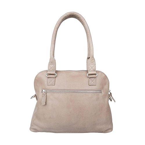 Bag Grey cm Elephant Carfin tracolla pelle Borsa a Cowboysbag 36 1PvRqd1w