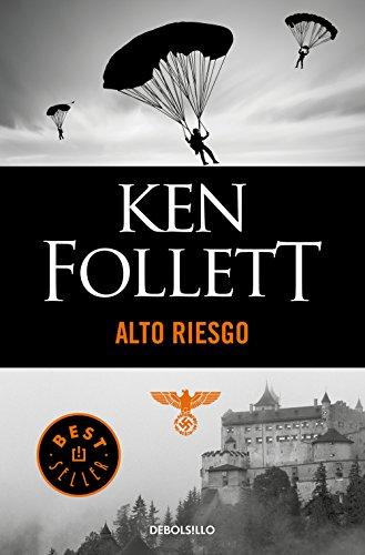 Portada del libro Alto riesgo de Ken Follett