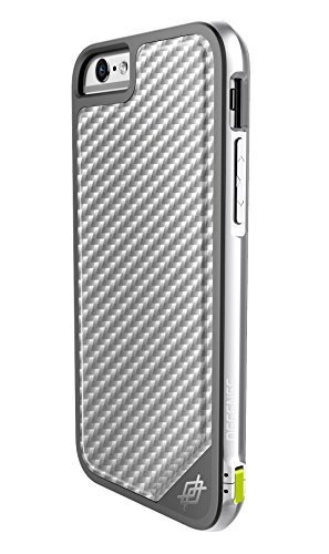 on sale 2bf91 7a81f iPhone 6s Case & iPhone 6 Case, X-Doria Defense Lux Series - Military Grade  Drop Tested, Anodized Aluminum, TPU, and Polycarbonate Case for iPhone 6s  ...