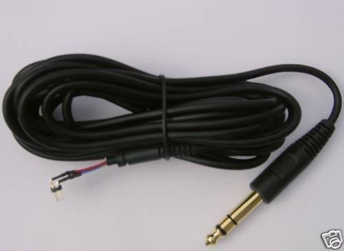 Genuine Replacement Cable SENNHEISER Headphones