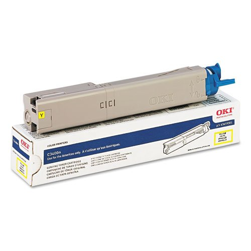 - OKI43459301 - Oki 43459301 High-Yield Toner