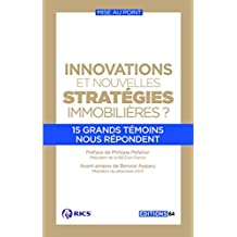 INNOVATIONS ET NOUVELLES STRATEGIES IMMOBILIERES T3