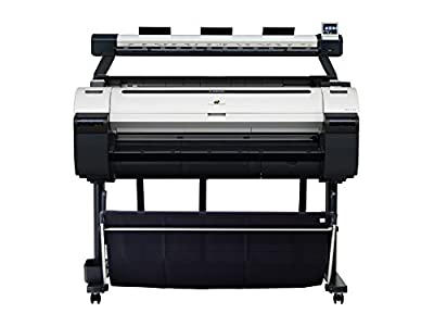 Canon imagePROGRAF iPF770 MFP L36 Color InkJet Printer Plotter Scanner Copier
