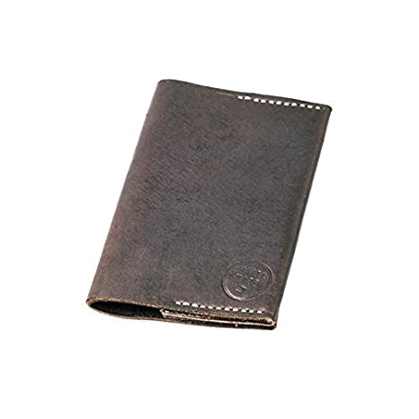 Haiti Made Vwoyaje Leather Passport Holder Handmade In Haiti With Fair Wages Passport Cover And Protector Travel Accessories For Men And Women