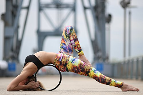Dharma Yoga Wheel Plus Relieves Pain And Stress In Your