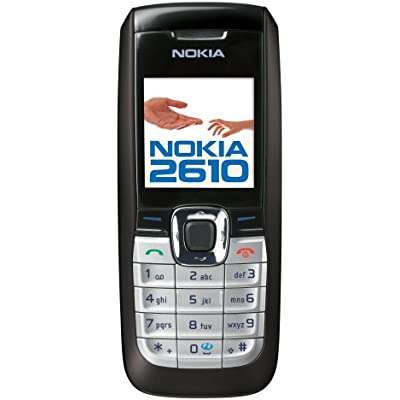 Nokia 2610 Cell Phone