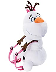 Queen / stuffed backpack / Olaf and snow Disney Ana
