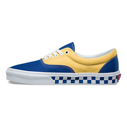 Checkerboard U True bmx Baskets yellow Mixte Adulte Blue Mode Era Vans 07n17