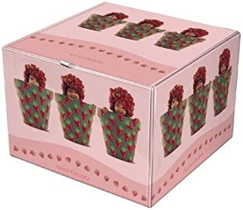 Anne Geddes olla de fresa caja de almacenaje: Amazon.es: Hogar