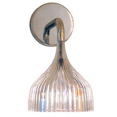 Kartell e wall light 135cm diameter crystal amazon kartell e wall light 135cm diameter crystal aloadofball Images