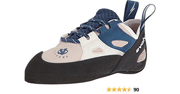 Zapatillas de Escalada Evolv Skyhawk, 35.5: Amazon.es ...
