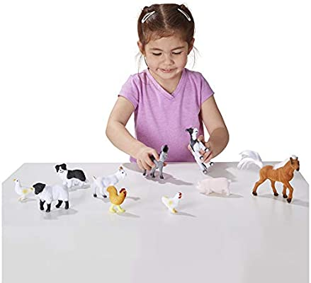 Scratch Tap Tap Farm Set 3 Years