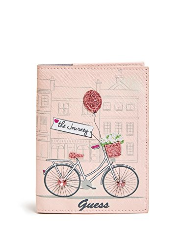 GUESS Factory Women's Printed Passport Case from GUESS Factory