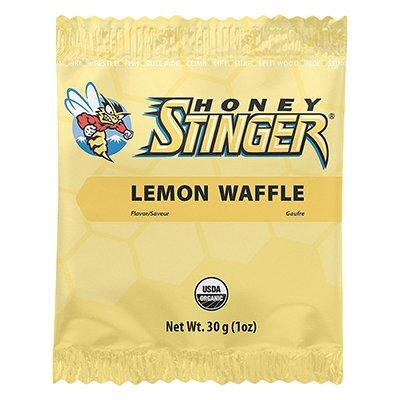 Iron Stinger (Honey Stinger 6460062 Waffle Lemon Waffle)