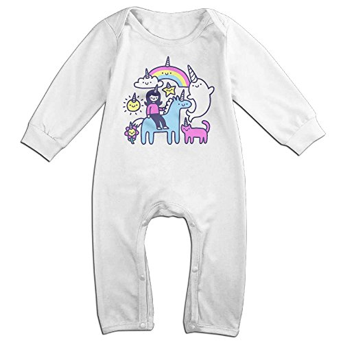 Woman Devil Costume Ebay (Baby Girls Boys Unicorns Everywhere Long Sleeve Climb Clothes 18 Months)