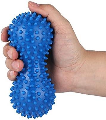 Cacahuete masaje rodillo de balón de pelotas de masaje con pinchos ...