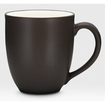- Colorwave 12 oz. Mug [Set of 4] Color: Chocolate