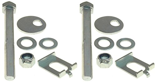 Caster Camber Front (ACDelco 45K5015 Professional Front Caster/Camber Bolt Kit with Hardware)