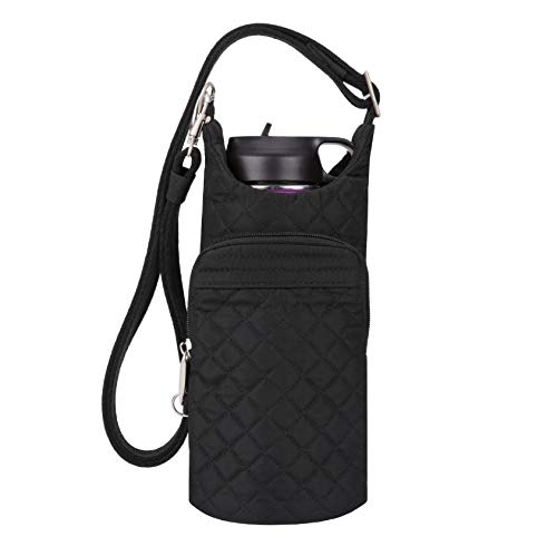 Amazon.com: Travelon Boho - Bolsa para botella de agua ...