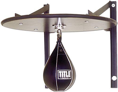 Title Boxing Speed Bag Platform with Swivel